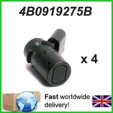 4 X Parking Sensor PDC  AUDI A4 S4 A6 S6 Allroad - 4B0919275B  4B0 919 275 B