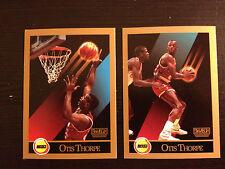 1990-91 SKYBOX BASKETBALL ERROR CARD #112 SUPER RARE (CORRECT & ERROR )