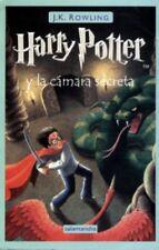 Harry potter y la camara secreta por  J. K. Rowling