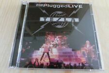 TESLA REPLUGGED LIVE HARD ROCK DOPPEL CD IN TOP ZUSTAND!!!