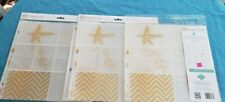 "Becky Higgins Project Life Scrapbook Album Refill Pages 12"" x 12""  - 36 Sheets"