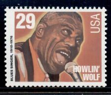 #2861, 29¢ Howlin' Wolf, Blues Lot Of 75 Mint Stamps, Spice Up Your Mailings!