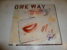 "ONE WAY - Let's Talk - 1990 UK 2-track 12"" Single"