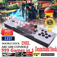 Pandora's Box 5S Spielkonsole Arcade 999 in 1 TV Video Games mit 2 Joystick DE