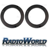 """Audi A3 1996-03 6.5"""" 165mm MDF Rear Door Speaker Adaptors / Rings / Spacers"""