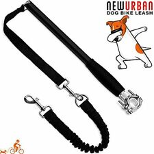 Black Dog Bike Leash, Easy Installation Removal Hand Free