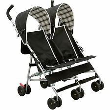 Delta Children's Products DX Double Side by Side Umbrella Stroller *BRAND NEW*