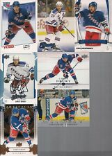NEW YORK RANGERS Chris Drury 7 Card Lot MVP Artifacts Victory Hot Prospects +