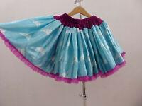 Disney Tutu Skirt Costume size 7 / 8 Princess Dress up Petticoat Crinoline