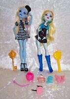 Abbey Bominable & Lagoona Monster High Scaris City of Frights Doll