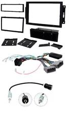 Connects2 Single/Double Din Kit inc amp retention Jeep Patriot 07-08