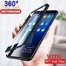 CUSTODIA per Samsung Galaxy S10 S10Plus S10E Fronte Retro 360 Protezione COVER