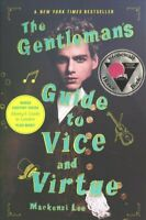 The Gentleman's Guide to Vice and Virtue by Mackenzi Lee 9780062382818