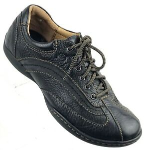 Born Walking Comfort Shoes Womens Size 6.5 Dark Brown Leather