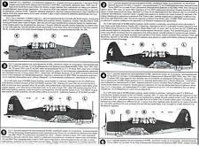 Begemot Decals 1/48 SUKHOI Su-2 Russian Bomber