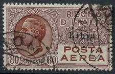 Libya Italian Colony 1928 SG#64, 80c Red-Brown & Purple, Air Used #A92579