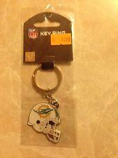Miami Dolphins Metal Helmet Key Ring