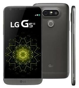 LG G5 SE H840 Grey Grau Silber 32GB LTE 3GB RAM Dual Kamera Android NEU