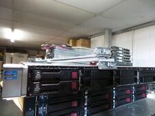 HP DL360P GEN8 SERVER - 2x E5-2690, 32GB , P420i/1GB , 2x 300gb sas  rails