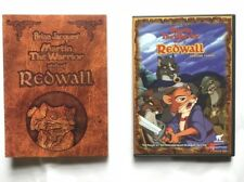 Brian Jacques Redwall 2000 Complete Season 3 TV Series NTSC 2DVD Excellent!