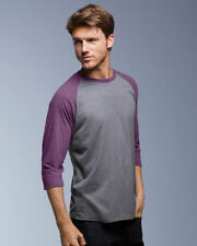 Viscose Patternless Loose Fit T-Shirts for Men