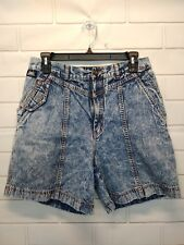 Vintage Lee High Rise Bleached Shorts Size 11