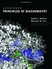 Lehninger Principles of Biochemistry by Cox & Nelson, 5th Edition (Hardcover)