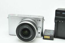 Nikon 1 J1 HD Digital Camera System with 10-30mm Lens Silver SC1988