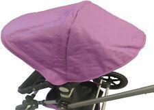 Lila Sonnendach Farbton Drähte Sitz Korb für Bugaboo Kinderwagen Chameleon 1 2 3