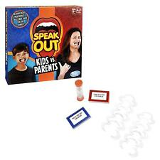 Speak Out Kids vs Parents Game - NEW in box!!