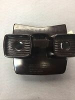Sawyers View Master Viewer Bakelite Stereoscopic With Stereo Seeing Reel
