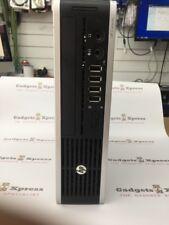HP 8200 USDT de escritorio Elite Core i3-2120 SSD 120 Windows 7 4GB Ram