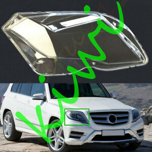 For Mercedes Benz GLK 2008-2013 Right  Side Headlight Lens Cover Clear PC+ Glue