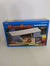 ERTL Mighty Movers Construction Company 1/64 Scale