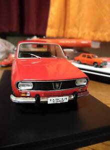 Hachette 1/24 Diecast Dacia 1300 / RENAULT 12    Made in France    11%  DISCOUNT