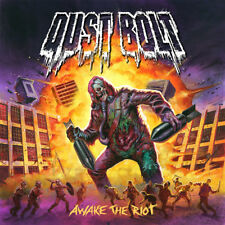Dust Bolt AWAKE THE RIOT CD JEWELCASE