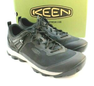 KEEN Venture Vent Size 15 Raven Black Men's Breathable Hiking Sneaker MSRP $169