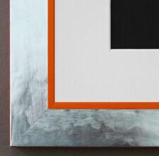 Decoración de paredes para el hogar moderno comedor color principal naranja