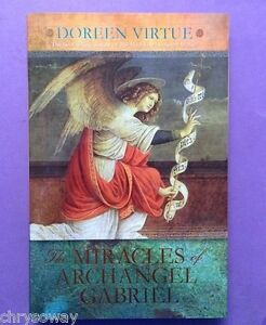 The Miracles of Archangel Gabriel-9781401926366-Doreen Virtue
