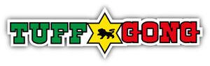 Bob Marley Tuff N Gong Car Bumper Sticker Decal - 5'', 6'' and 8''