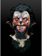 Wolfsmensch Maske Latex Halloween Horror Werwolf Wolf