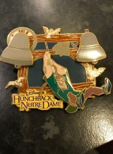 Disney Pin: Disney MGM Studios - On With The Show Pin Event (Hunchback) LE 1000