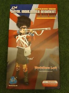 1/6 Napoleonic Empire Black Watch Angus