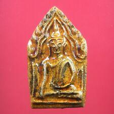 PHRA KHUN PAEN WAT YAI CHAIMONGKOL THAI BUDDHA AMULET
