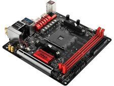 ASRock AB350 Gaming-ITX/ac AM4 AMD B350 SATA 6Gb/s USB 3.0 HDMI Mini ITX AMD Mot