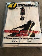 Ki International Karate Uniform K1 New