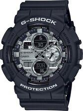 Casio G-Shock *GA140GM-1A1 Mirror Gunmetal Dial Black Resin Watch for Men