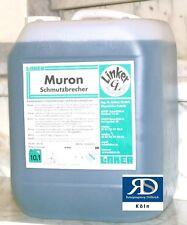 Linker Muron Schmutzbrecher Grundreiniger 10 Liter Stein Kunststoff Fett Öl