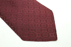 BASILE Silk tie Made in Italy F16628