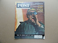 Saturday Evening Post Magazine June 27 July 4 1964 Complete